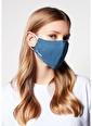 Mavi Kadın  Denim Yıkanabilir Maske 198068-18790 İndigo